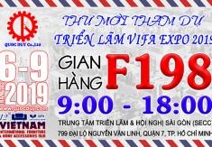 THƯ MỜI THAM DỰ TRIỂN LÃM VIFA EXPO TRIỂN LÃM QUỐC TẾ ĐỒ GỖ VÀ THỦ CÔNG MỸ NGHỆ VIỆT NAM 2019