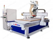 CNC ROUTER MACHINE WITH BORING UNIT