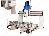 6 AXIS CNC MACHINE CENTER