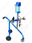 PISTON AIR POWERED MIDDLE PRESSURE PAINT PUMP