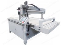 RECIPROCATING WAFER POLISHING MACHINE