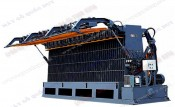 TWO SIDES VERTICAL HYDRAULIC COMPOSER