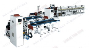 FULLY AUTOMATIC FINGER JOINT SYSTEM