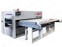 HIGH FREQUENCY WOODEN BOARD JOINING AND FRAME JOINING MACHINE