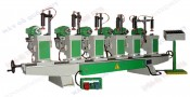 MULTIPLE SPINDLES BORING MACHINE