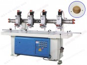 FOUR HEAD HINGE BORING MACHINE