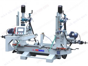 Double-End Horizontal & Vertical Boring Machine