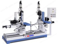 AUTOMATIC MULTI-AXIS VERTICAL HORIZONTAL ADJUSTABLE DRILLING MACHINE