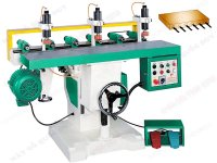 HORIZONTAL MULTIPLE SPINDLE BORING MACHINE