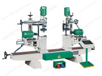 DOUBLE END BORING MACHINE VERTICAL - HORIZONTAL