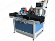 AUTOMATIC FRONT LEG SCALPING DRILLING TAPPING MACHINE