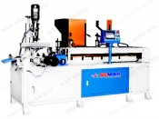 AUTOMATIC DRILLING AND CUTTING MACHINE