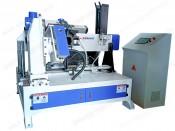 AUTOMATIC TRIANGULAR WOOD TENON MACHINE