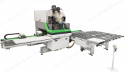 CNC ROUTER AUTOMATIC BORING