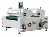DOUBLE  ROLLER COATER  MACHINE