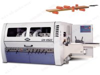 4 SIDE PLANER AND MOULDER