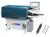 AUTOMATIC WOOD THICKNESS MACHINE