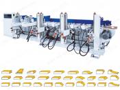 STRAIGHT LINE PROFILE EDGE SANDING MACHINE