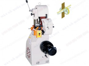 SINGLE BELT ROUND ROD SANDING MACHINE