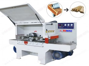 MULTI-BLADE SAW FOR SQUARE TIMBER