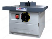 SINGLE SPINDLE SHAPER MACHINE