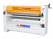 ROLLER TYPE GLUE SPEADER