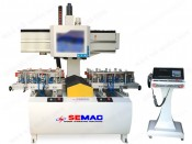 4-HEAD NUMERICAL CONTROL MORTISER MACHINE