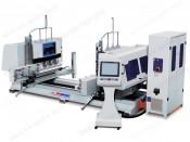 CNC DOUBLE END TENONER MACHINE