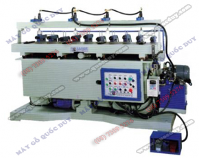 HORIZONTAL MULTI-SPINDLES GROOVING MACHINE