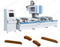 CNC TENONER MACHINE