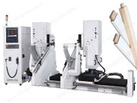 CNC DOUBLE END TENONER MACHINE