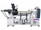 AUTOMATIC FEEDING CNC LATHE MACHINE