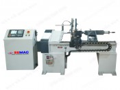 CNC WOODWORKING LATHE MACHINE