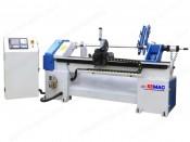 CNC WOODWORKING LATHE MACHINE