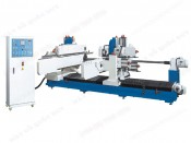 DOUBLE ENDED SAWING MACHINE