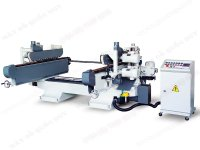 AUTOMATIC DOUBLE ENDED TENONERS