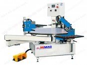 CURVILINEAR EDGE BANDING MACHINE