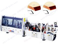 INCLINED EDGE BANDING MACHINE