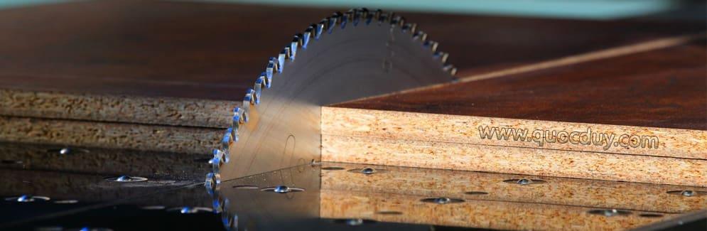 Máy chế biến gỗ Quốc Duy
